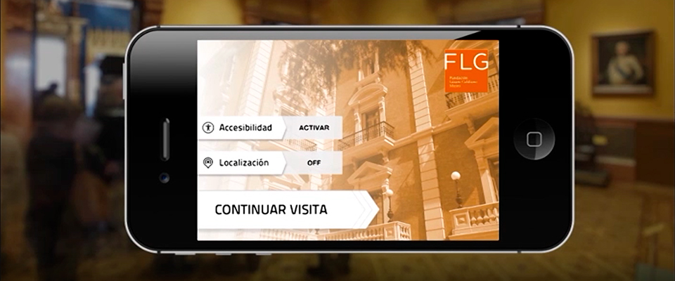 The Museo Lázaro Galdiano unveils its first accessible app