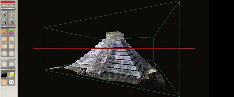 Tecnología 3D para conservar el patrimonio arqueológico de México