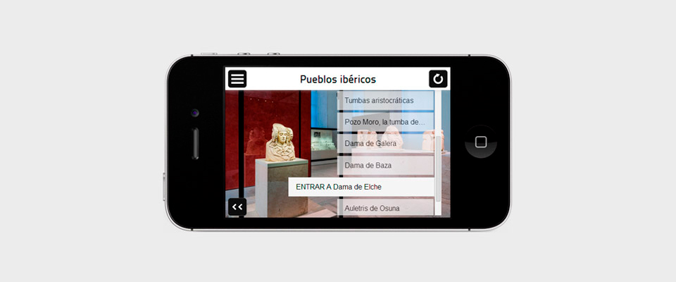 "The ""MAN app"" opens the virtual doors of a completely renovated museum in Madrid"