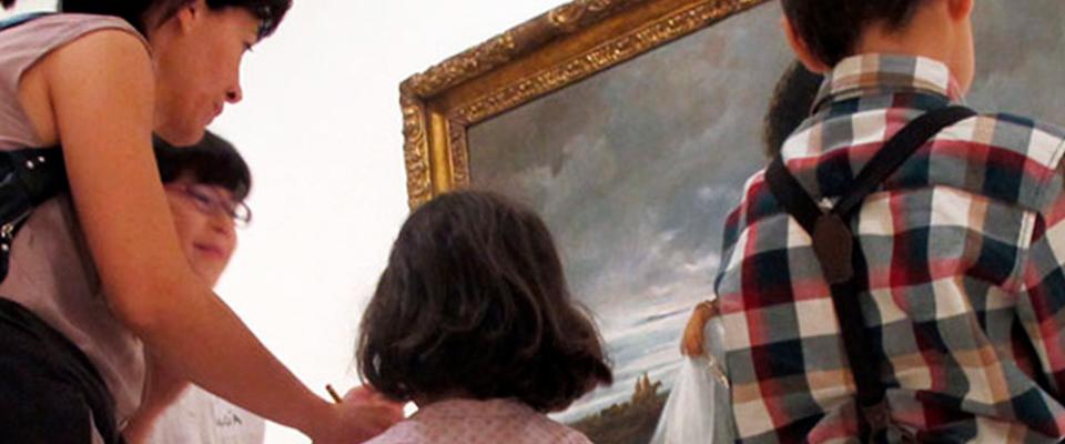 El Museo Carmen Thyssen Málaga se une a Áppside para desarrollar una app accesible