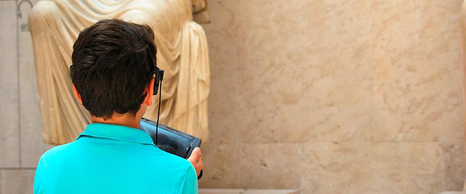 """Participa en la encuesta 2014 """"Museos y Smartphones en Iberoamérica"""""""