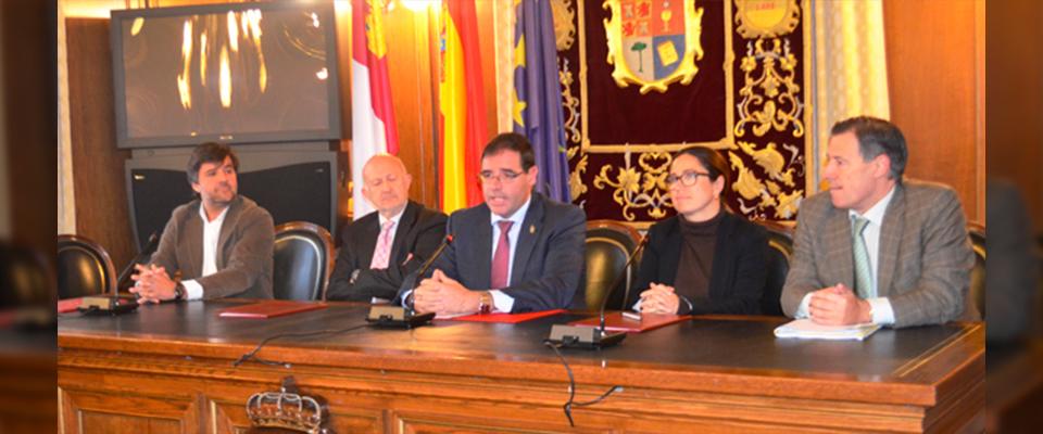 Cuenca firma su adhesión a Áppside para desarrollar una app accesible