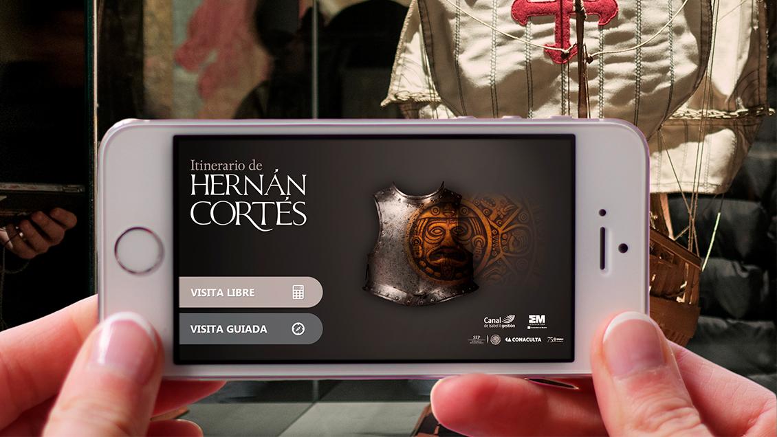 Itinerario de Hernán Cortés, <br> Centro de Exposiciones Arte Canal