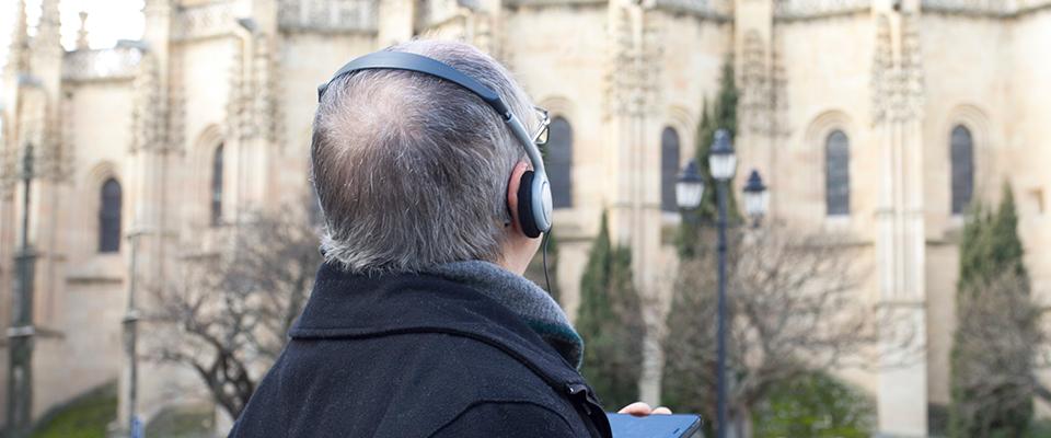 Visitas guiadas en Segovia, gratis y para todos