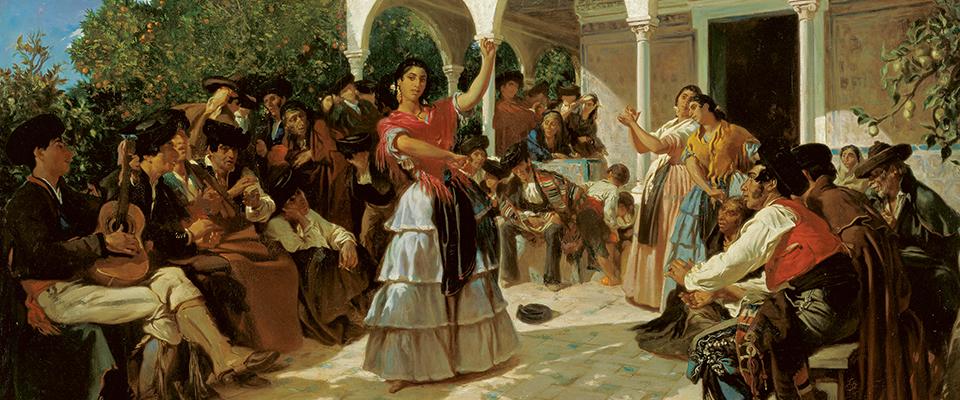 Un Día de Andalucía en el siglo XIX: la mirada del viajero romántico