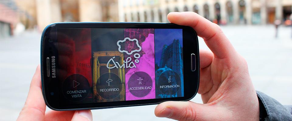 La app Ávila Turismo abre las puertas de la ciudad a visitantes con distintas capacidades