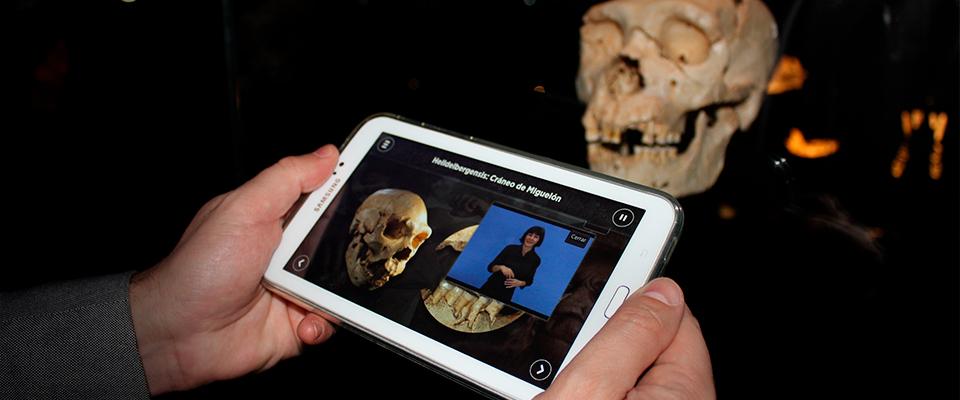 El MEH estrena una app para todos sus visitantes, con el impulso de Áppside