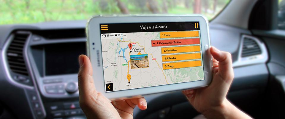 Cuenca publica una app con 6 rutas turísticas para personas con diversas capacidades