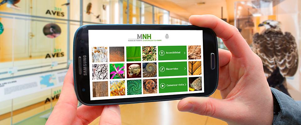 El Museo de la Naturaleza y el Hombre ya tiene app para la visita a su colección permanente