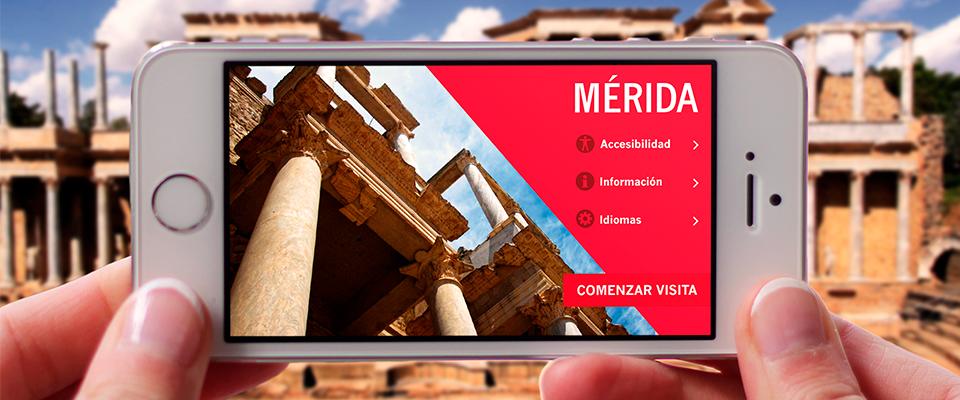 App oficial de Mérida para iOS y Android