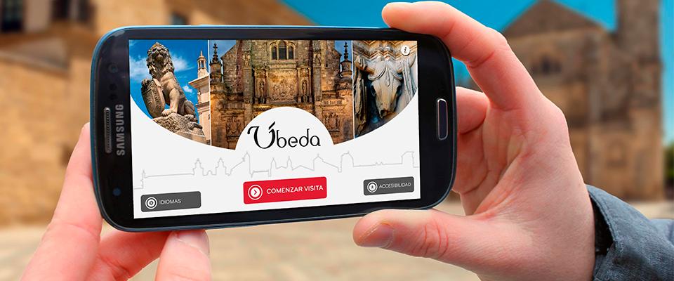 La app Úbeda Turismo guía al visitante por esta ciudad Patrimonio de la Humanidad