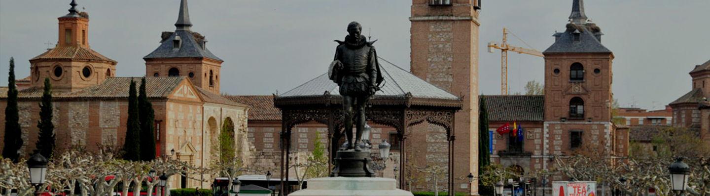 Alcalá de Henares, Ciudad Patrimonio de la Humanidad