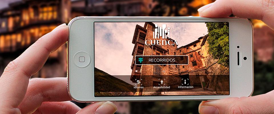 Ya está disponible la app oficial de Cuenca, con 4 rutas temáticas para recorrer la ciudad