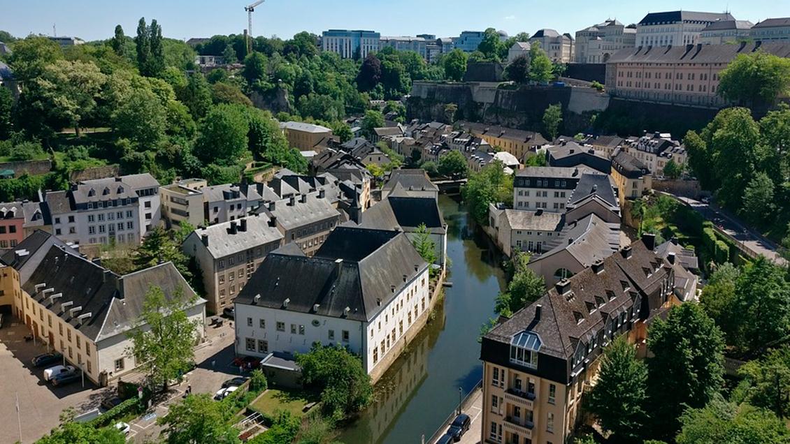 Projet CrossCult, <br> La Valette et Luxembourg