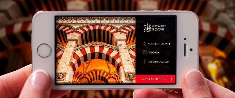 De Córdoba a Medina Azahara a través de una app accesible