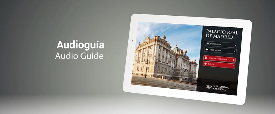 Las nuevas apps de Patrimonio Nacional, otra forma de descubrir los Reales Sitios