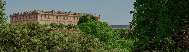 Palacio Real de Riofrío, <br> Segovia