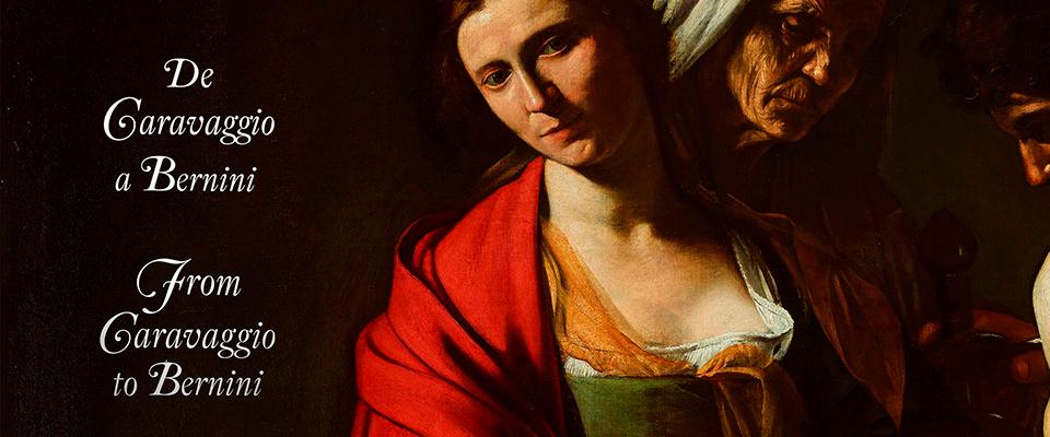 Descubre la exposición «De Caravaggio a Bernini» en la app Palacio Real de Madrid