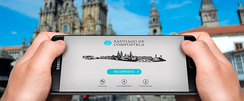 ¡Santiago de Compostela estrena app!