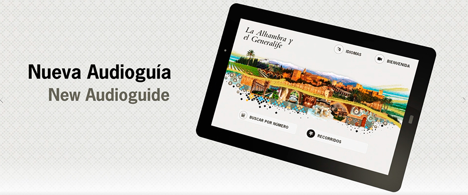 La Alhambra presents new multimedia guide and app