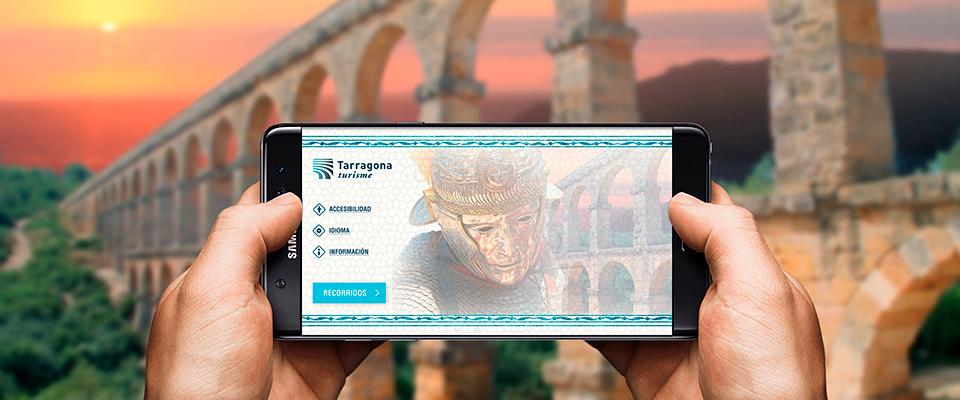 Una app para visitar Tarragona