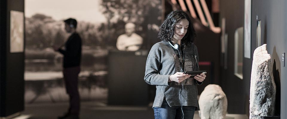 Cómo se digitaliza la cultura (1/3): el uso de apps en el museo