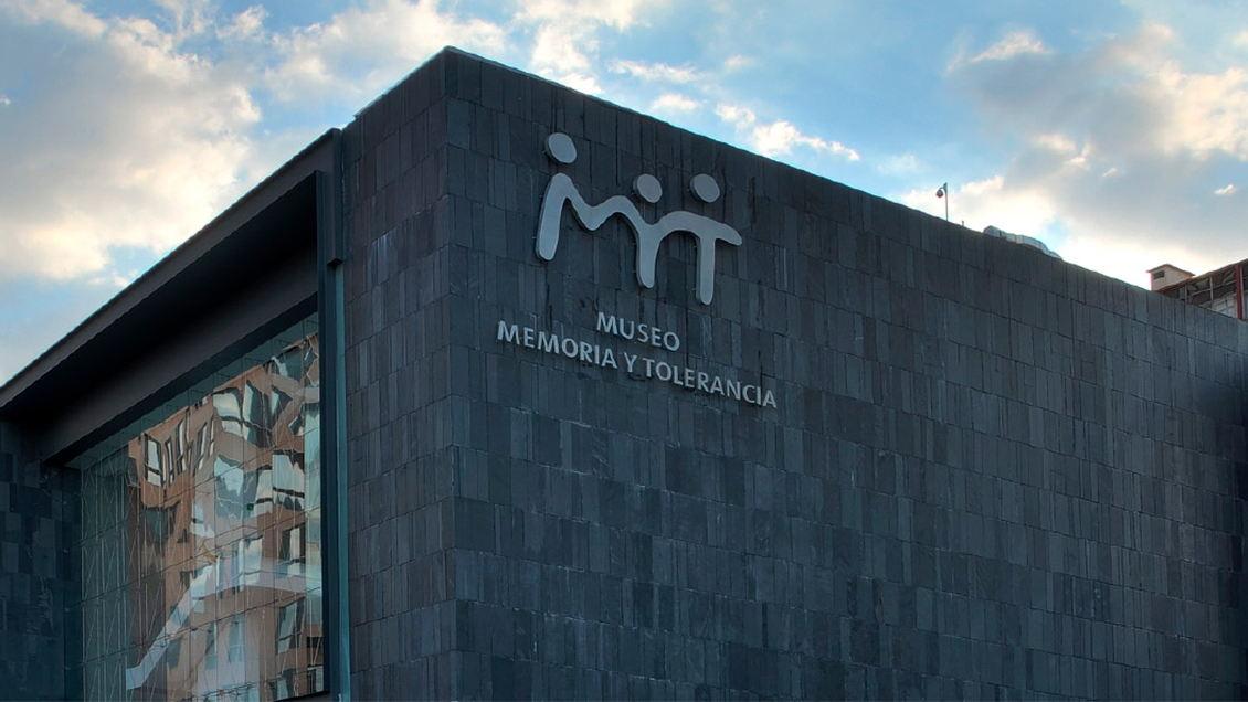 Museo Memoria y Tolerancia, <br> Ciudad de México