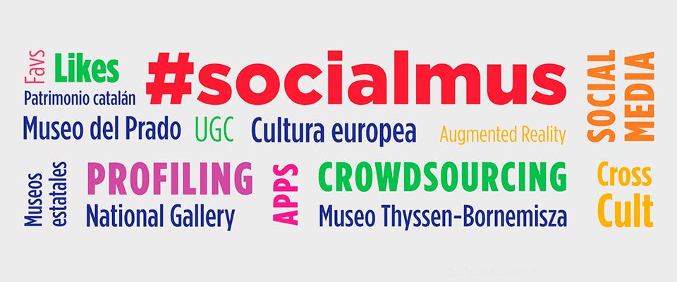 #SocialMus: El objetivo común que reunirá a los museos y universidades europeas el próximo lunes 12 de junio