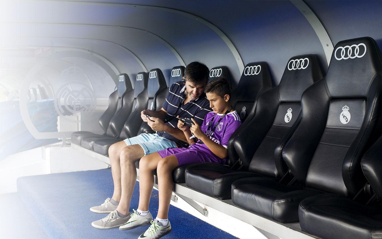 Bernabéu <br>Tour