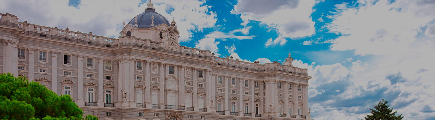 Palacio Real de Madrid, <br> Madrid