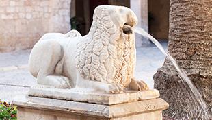 Royal Palace of La Almudaina, <br> Palma de Mallorca
