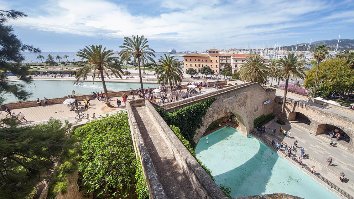 Palazzo Reale dell'Almudaina, <br> Palma di Maiorca