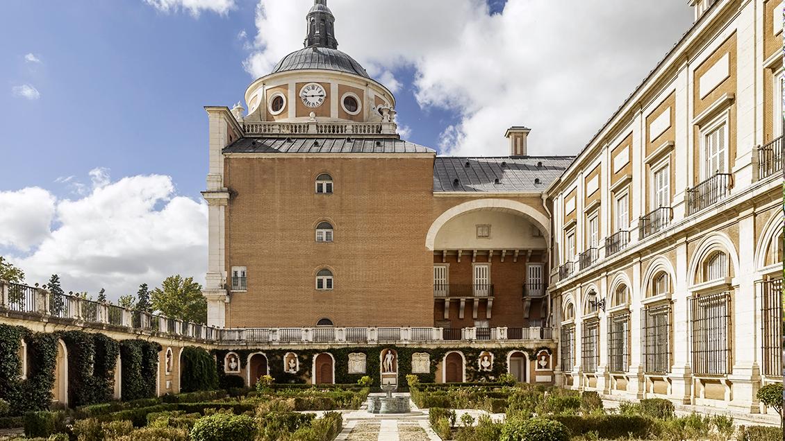 Palais royal d'Aranjuez, <br> Aranjuez