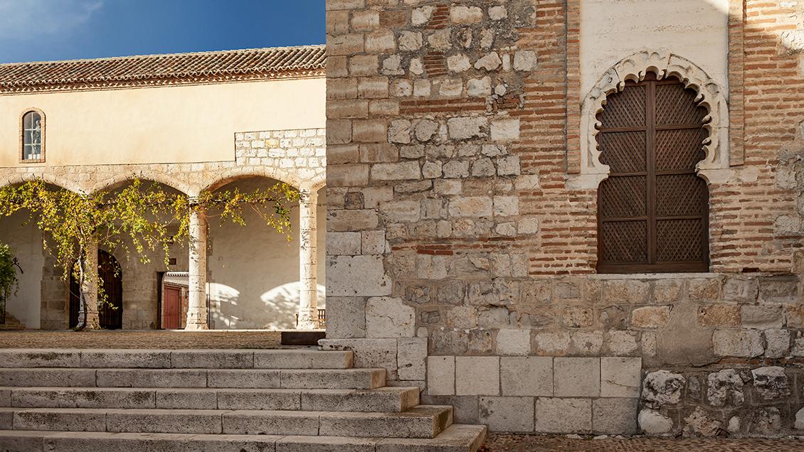 Monastero Reale di Santa Clara,  <br> Tordesillas