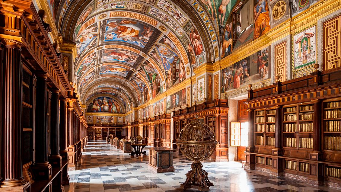 Real Sitio de San Lorenzo de <br>  El Escorial