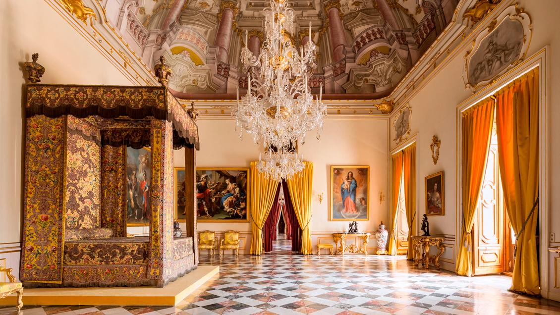 Palacio Real de la Granja de <br> San Ildefonso, Segovia