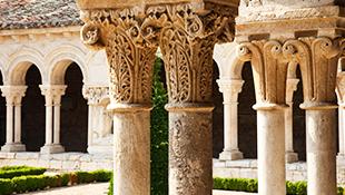 Monastero di Santa María la Real, <br> Las Huelgas