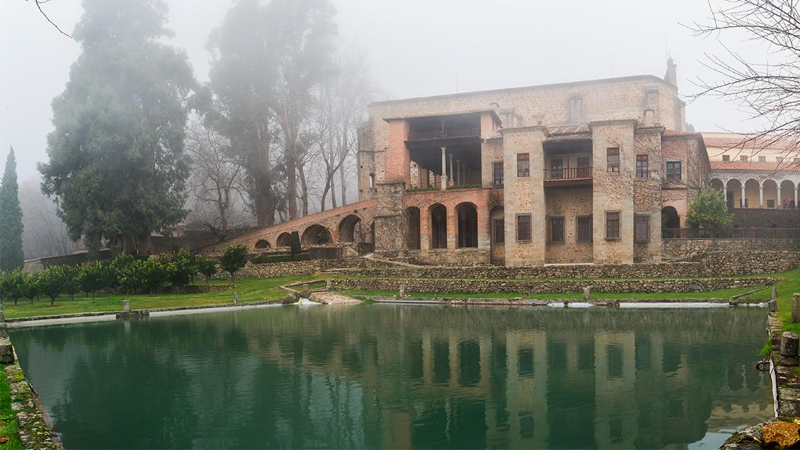 Monasterio de San Jerónimo <br> de Yuste, Cáceres