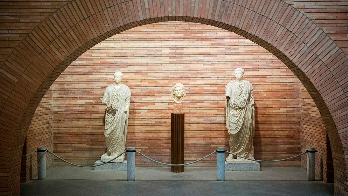 Museo Nacional de Arte Romano, <br> Mérida