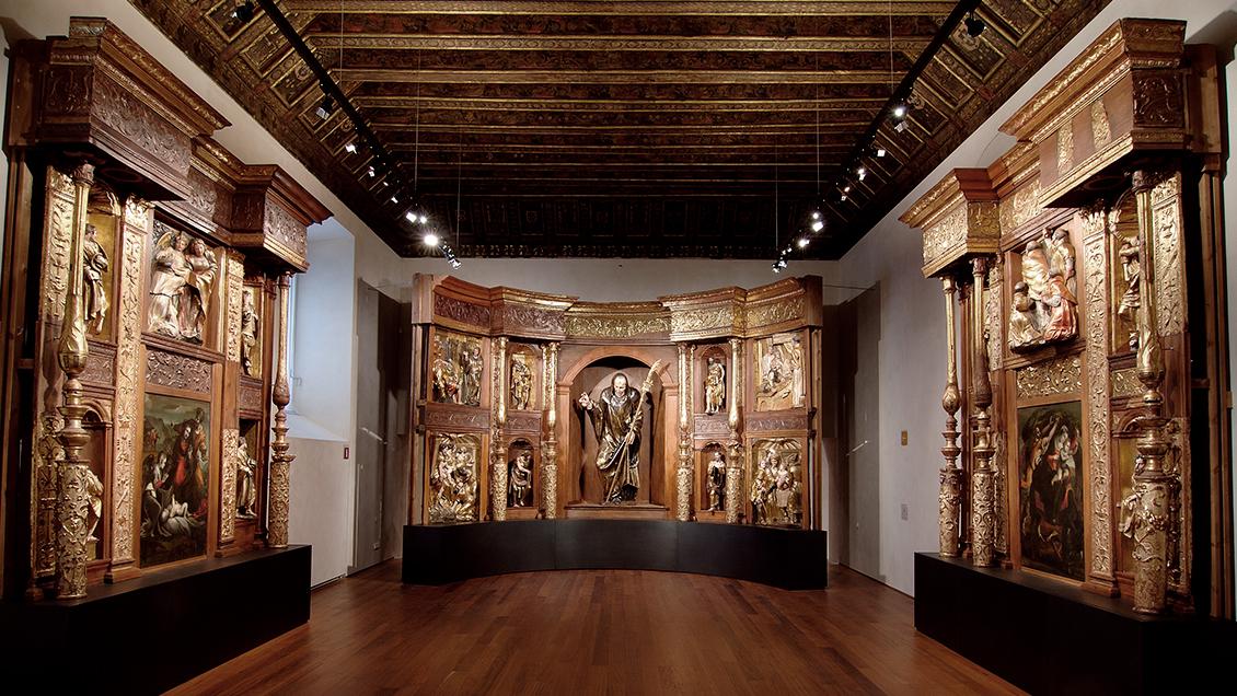 Museo Nacional de Escultura, <br> Valladolid