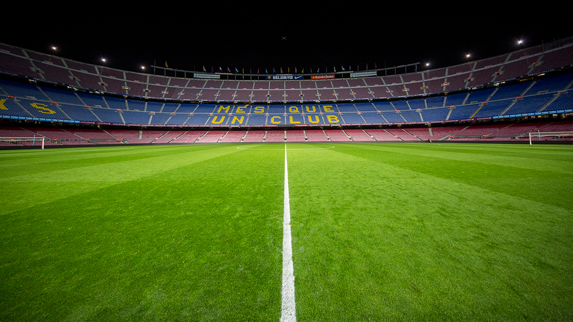Camp Nou Experience, <br> Barcelona