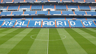 Tour Bernabéu, <br> Madrid