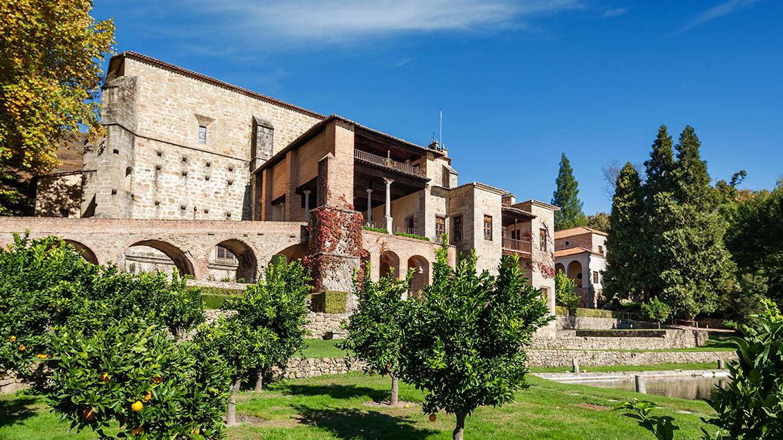 Reales Sitios y Monasterios, <br> Patrimonio Nacional