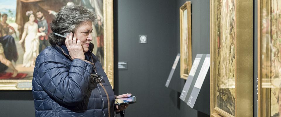 ¿Quieren los perfiles senior usar tecnología en los museos?