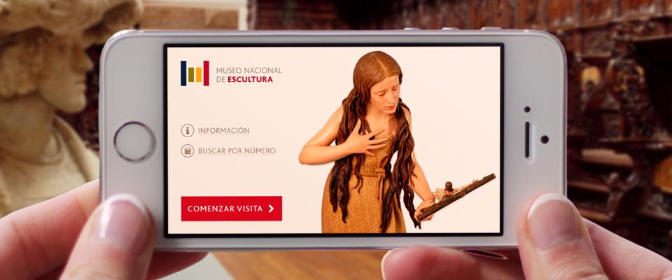 Adéntrate en El Museo Nacional de Escultura de Valladolid gracias a su app accesible