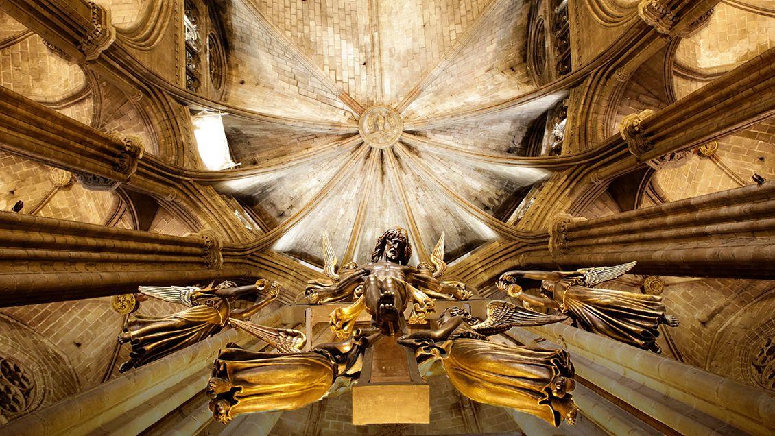 Barcelona Cathedral <br> Barcelona