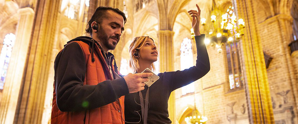 New interactive guide to Barcelona Cathedral: More than meets the eye