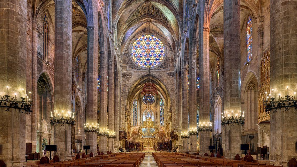 Catedral de Mallorca <br> Palma de Mallorca
