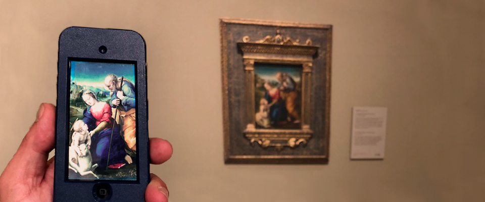 Prado Museum and other international museums commit to multimedia guides