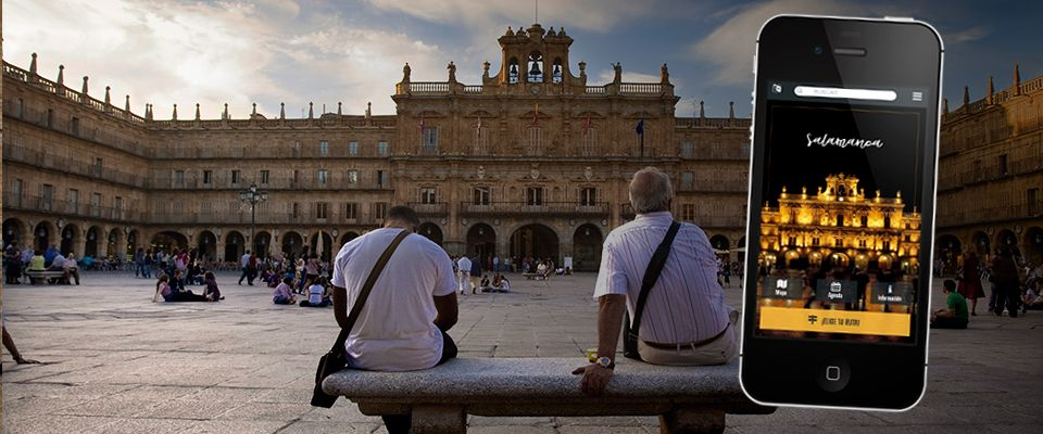 The city of Salamanca and GVAM are now members of the Smart Touristic Destinations Network (DTI)